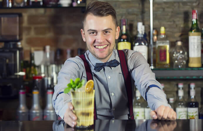 Rent a Bartender in Toronto for Private Party