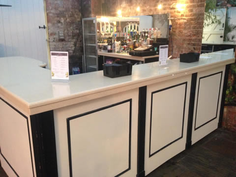 White Bar Hire